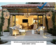 Contact our Professionals for Outdoor Living Spaces