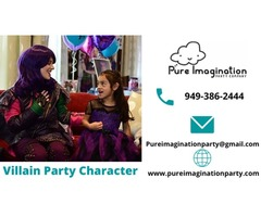 Party Characters Orange County | Villain Character | Book Online