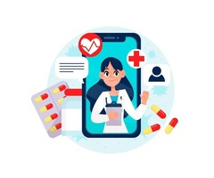 Run your business through the sophisticated Doctors app