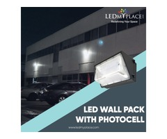 Buy Now Best LED-Wall Packs With Photocell For Sale