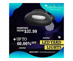 Buy Now Best LED Yard Lights For Sale