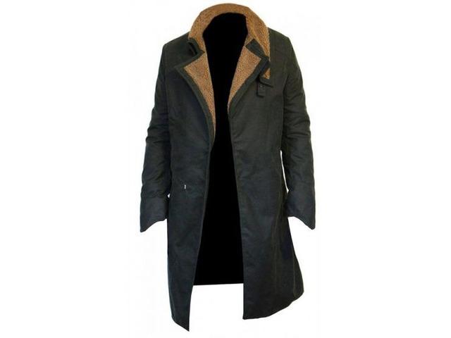 2049 Waxed Cotton Coat | free-classifieds-usa.com
