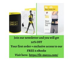 Sweet Sweat Waist Trimmer for Days when you need to boost your workout