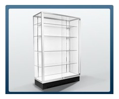 Wholesale Glass Showcase Cabinets for Displaying High-end Items