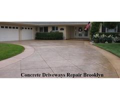 Concrete Driveways Repair Brooklyn
