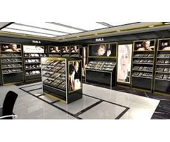 Use Attractive Retail Store Display Fixtures for Hanging Multiple Merchandise