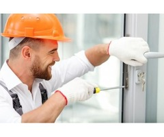 Get the best commercial door installers near me in Baltimore.