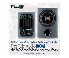Hi-fi Active Reference Monitor