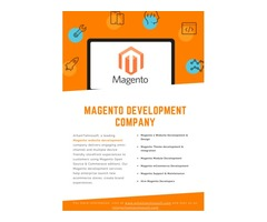 Custom Magento Development USA | Ecommerce Services