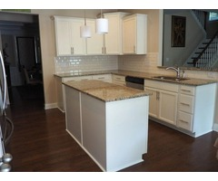 Painting and Refinishing Kitchen Cabinets Raleigh