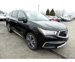 Lease A ACURA MDX $0 Or No Money Down Deals