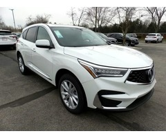 Lease ACURA RDX $0 Or No Money Down Deals