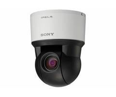 Sony Network Rapid Dome Camera