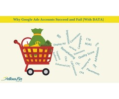 Why Google Ads Accounts Succeed and Fail With DATA