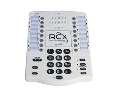 Voice Activated Telephone with AC Adapter for Wireless & Speakerphone
