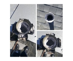 Dryer Vent Cleaning & Repair