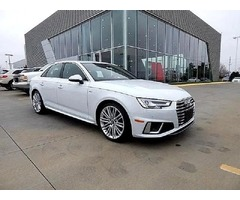Lease AUDI A4 Zero Or No Money Down Deals