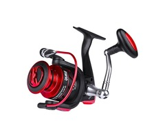 PRO BEROS VH2500-6500 5.0:1 5.2:1 11+1 Aluminum Spinning Fishing Reel Left/Right Hand Interchange Se