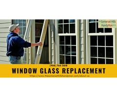 Get High-Quality Window Glass Replacement Services in Bernardsville, NJ