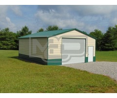 Buy Metal Garages in Affordable Prices