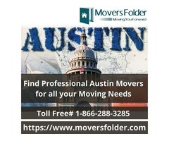 Find Professional Austin Movers for all your Moving Needs