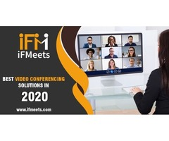 BEST VIDEO CONFERENCING SOLUTIONS IN 2020