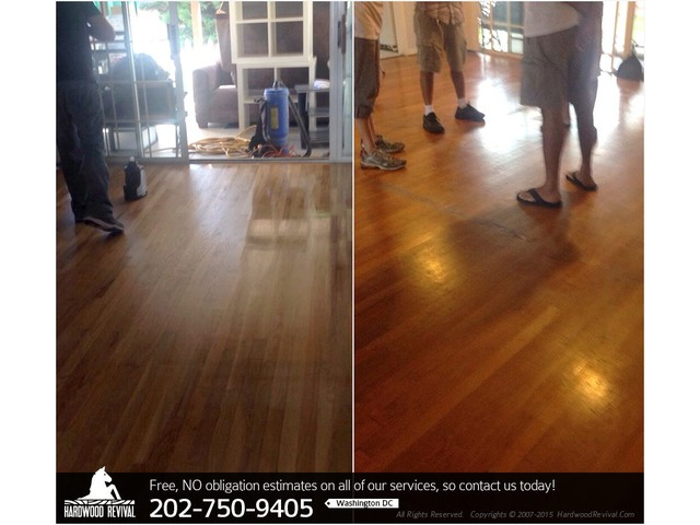 Hardwood Floor Refinishing Services in Washington D.C. | free-classifieds-usa.com