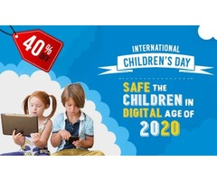 Safe the children in digital age of 2020