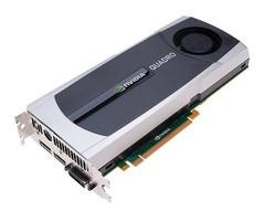 Hewlett Packard 612953-002 NVIDIA Quadro 6000 6Gb GDDR5 PCIe 2.0 Video Adapter