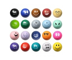 Custom Stress Balls with Assorted Color Options at 1001 Stress Balls