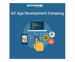 Empower your business with our IoT application development company