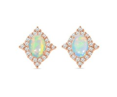 OPAL EARRING-DIFFERENCE
