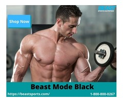 Best Beast Mode Black Supplement For Build Muscle
