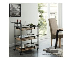 Shop for Aylmer Industrial Serving Cart