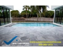 Are you looking for Pool Patio Flooring Service in Fort Myers?