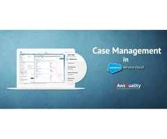 Salesforce Service Cloud Case Management | AwsQuality