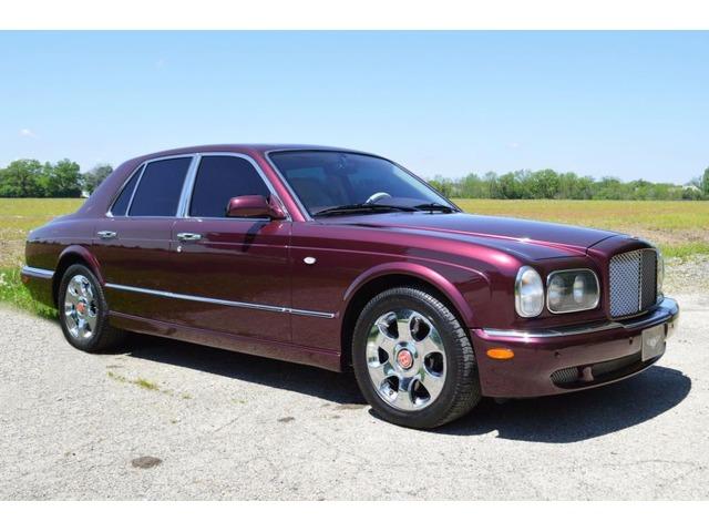 2002 Bentley Arnage Red Badge Cars Cold Bay Alaska