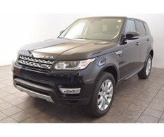 2015 Land Rover Range Rover Sport HSE sold for 21,000euro