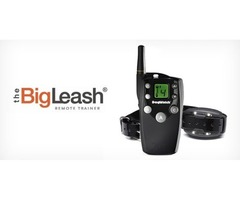 BigLeash® Remote Training Collar Products