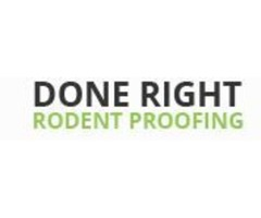 Done Right Rodent Proofing
