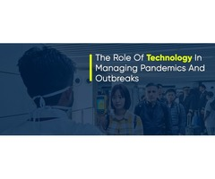 The Role Of Technology In Managing Pandemics And Outbreaks in 2020 | X-Byte Enterprise Solutions
