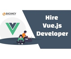 Hire Vue.js Developer   Start 15 Days Risk-Free Trial Today