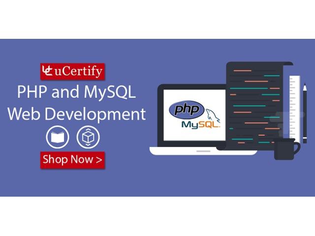 uCertify PHP and MySQL Web Development | free-classifieds-usa.com