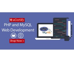 uCertify PHP and MySQL Web Development
