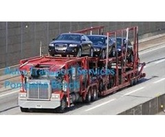 Find the Auto Transport Services Company