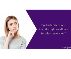 Eye Lash Extension: Am I the right candidate for a lash extension?
