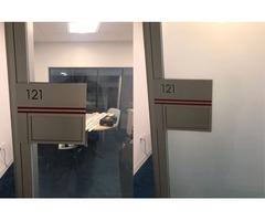 Switchable Smart Film | Smart Window Film Installation - Commercial Window Shield