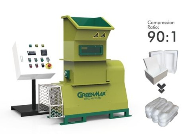Densificatore per polistirolo GreenMax MARS C50  | free-classifieds-usa.com
