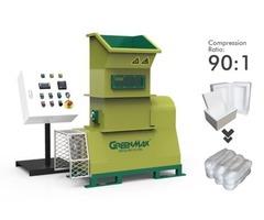 Densificatore per polistirolo GreenMax MARS C50