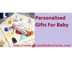 Personalised Gifts For Baby – Personalisedboxframes